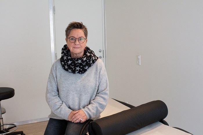 Anita blev fri for allergimedicin efter behandling ved Peter Werge